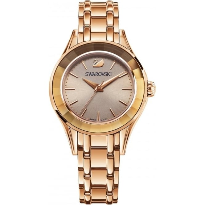 Swarovski Alegria Watch, Rose Gold