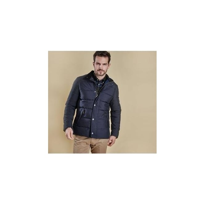 Barbour Lybster Quilted Jacket MQU0797N91