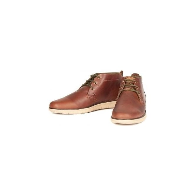 Barbour Men's Bowlam Chukka Boots MFO0312