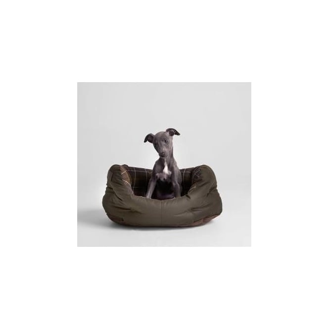 Barbour Wax/Cotton Dog Bed UAC0115TN11