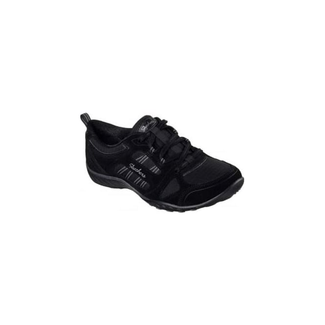 Relaxed Fit Breathe Easy Good Luck Ladies Trainer