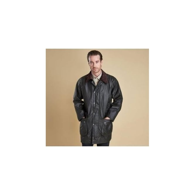 Barbour Border Wax Jacket MWX0008SG91