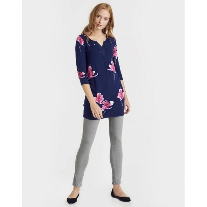 Joules Kimberley Printed Jersey Tunic