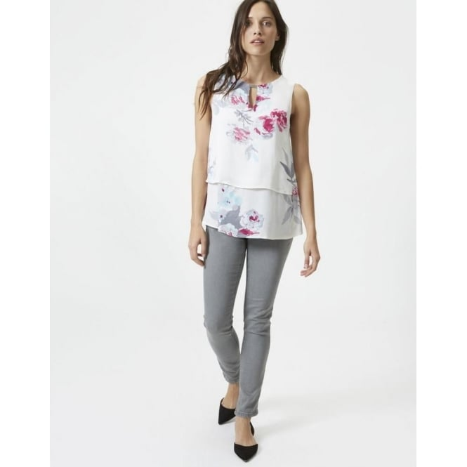 Joules Amelia Double Layer Top