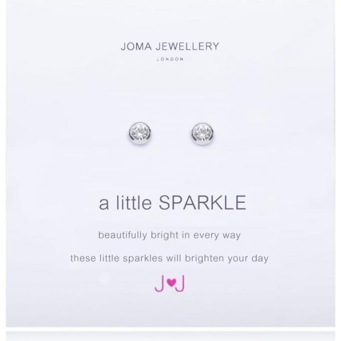 Joma Jewellery A Little Sparkle - Earrings