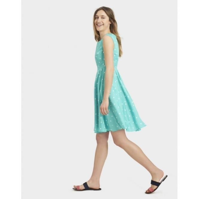 Joules Amelie Fit And Flare Dress