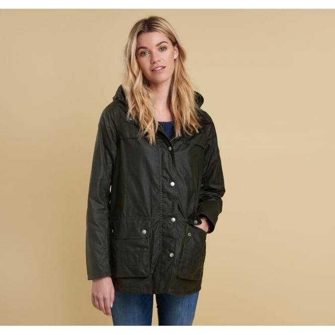 Barbour Headland Wax Jacket LWX0732