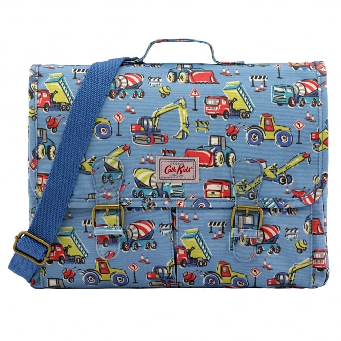 Cath Kidston Kids Construction Site Satchel Backpack