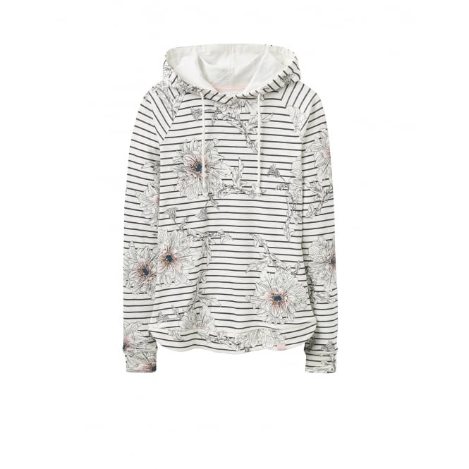 Joules Ladies Marlston Printed Sweatshirt