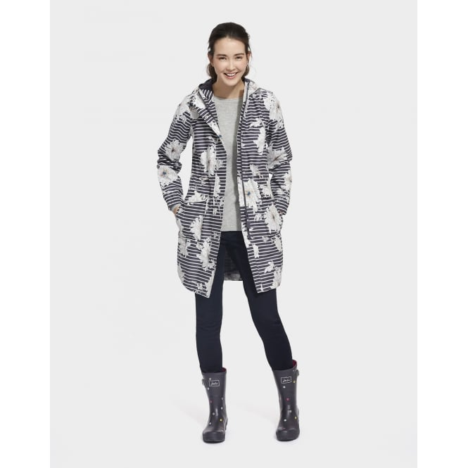 Joules Ladies Raina Waterproof Parka