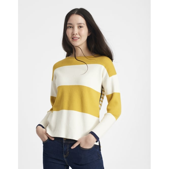 Joules Ladies Uma Striped Jumper