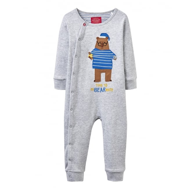 Joules Baby Fife Applique Babygrow