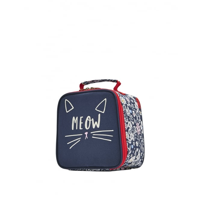 Joules Junior Munch Printed Lunch Bag