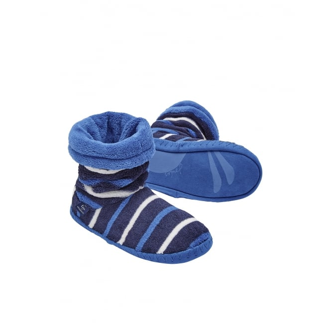 Joules Childrens Pad About Slippersock