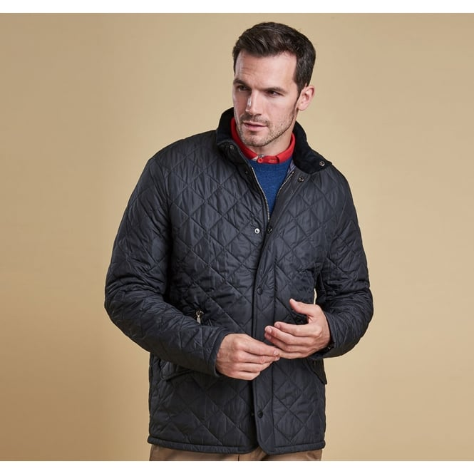 Barbour Chelsea Mens Sportsquilt Jacket MQU0006