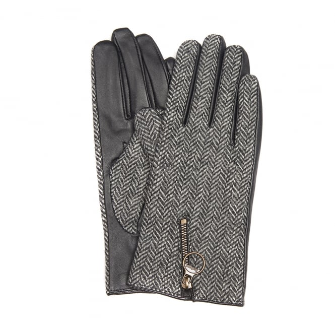 Barbour Women's Ashby Tweed Gloves