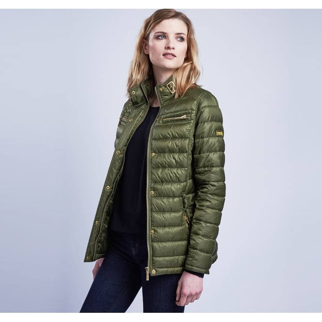 Barbour International International Cadwell Quilted Jacket