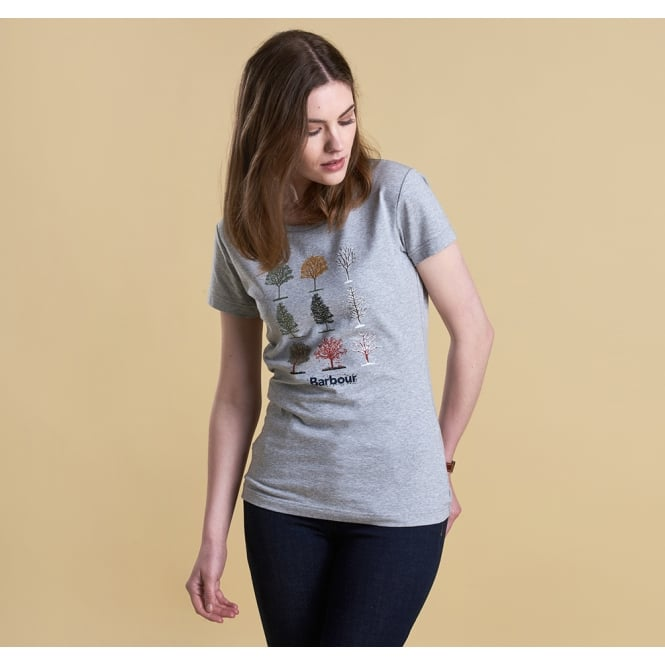 Barbour Womens Acre Tee