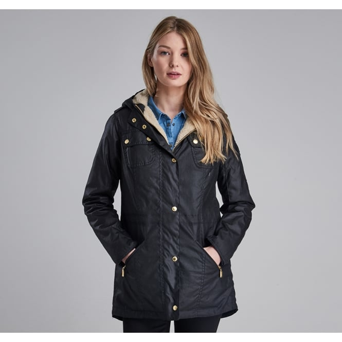 Barbour International Women's International Flywheel Parka