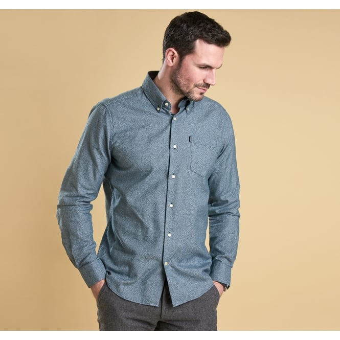 Barbour Men's Theo Tailored Shirt