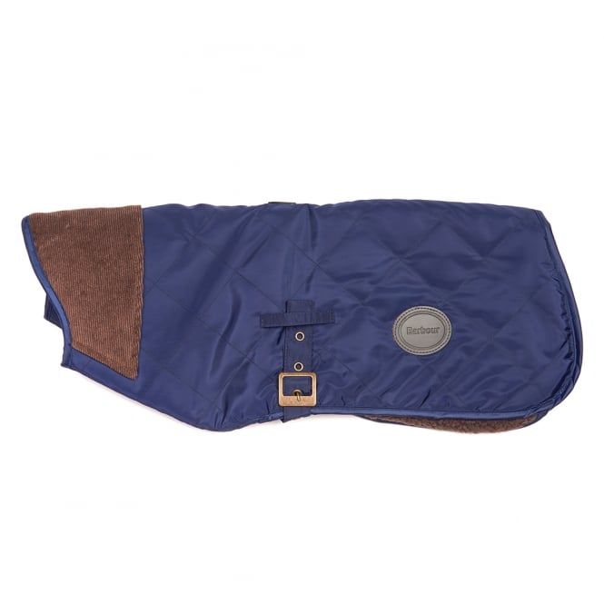 Barbour Quilted Jacketed Boy Dog Coat