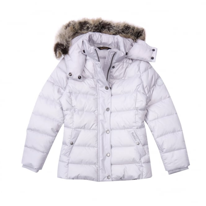 Barbour Girl's Shipper Quilted Jacket