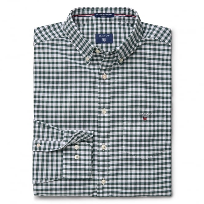 Gant The Oxford Gingham Shirt
