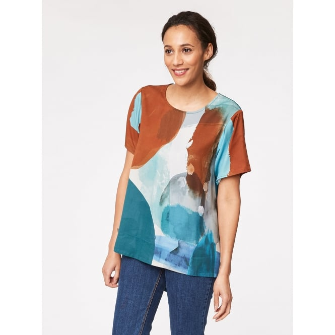 Thought Women's Ansel Print Top