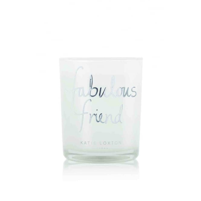 Katie Loxton Fabulous Friend Sweet Orange And Mango Candle