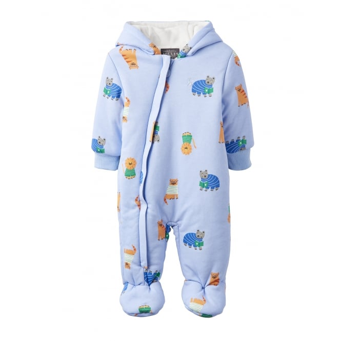 Joules Baby Snugg Jersey Pramsuit