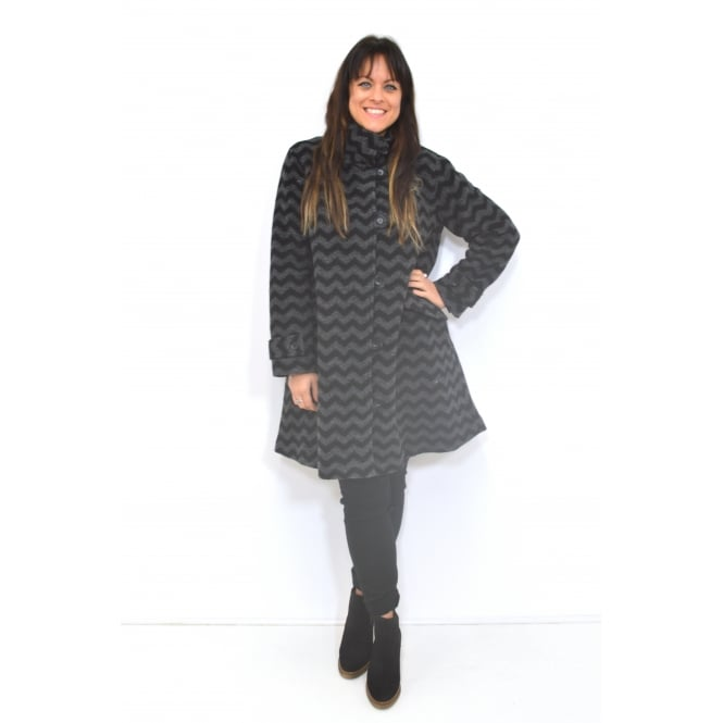 Masai Clothing Tenna A-Shaped Long Sleeved Coat