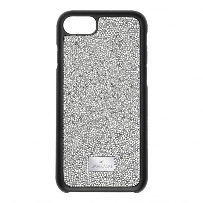 Glam Rock Smartphone Case with Bumber iPhone 7 Plus Gray