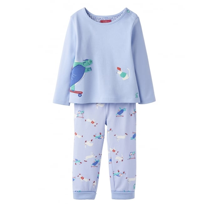 Joules Baby Boys Byron Applique 2 Piece Set