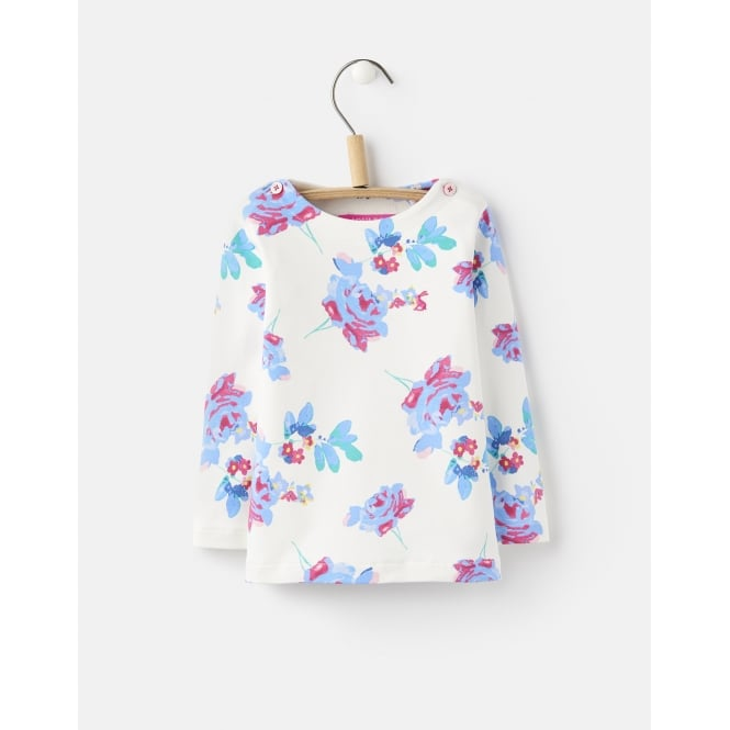 Joules Baby Girl Harbour Print Jersey