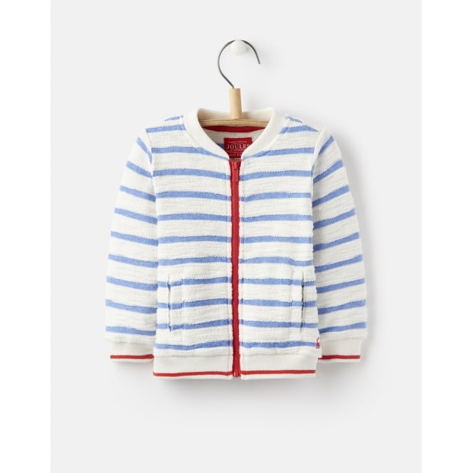 Joules Baby Boys Mitch Textured Bomber