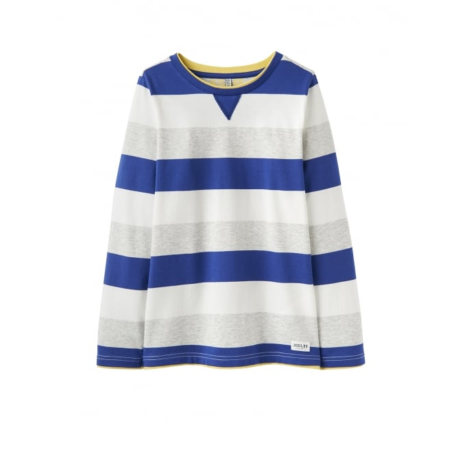 Joules Older Boys Buckley Jersey Top