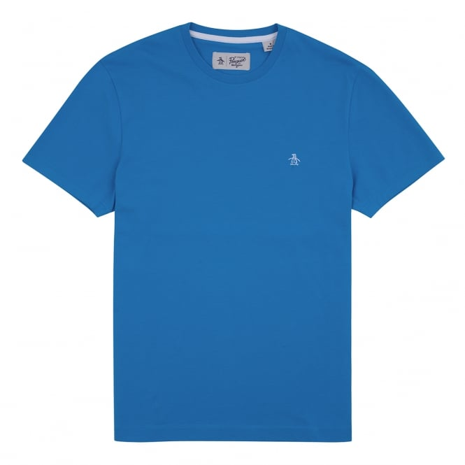 Original Penguin Men's Pin Point Embroidery T Shirt