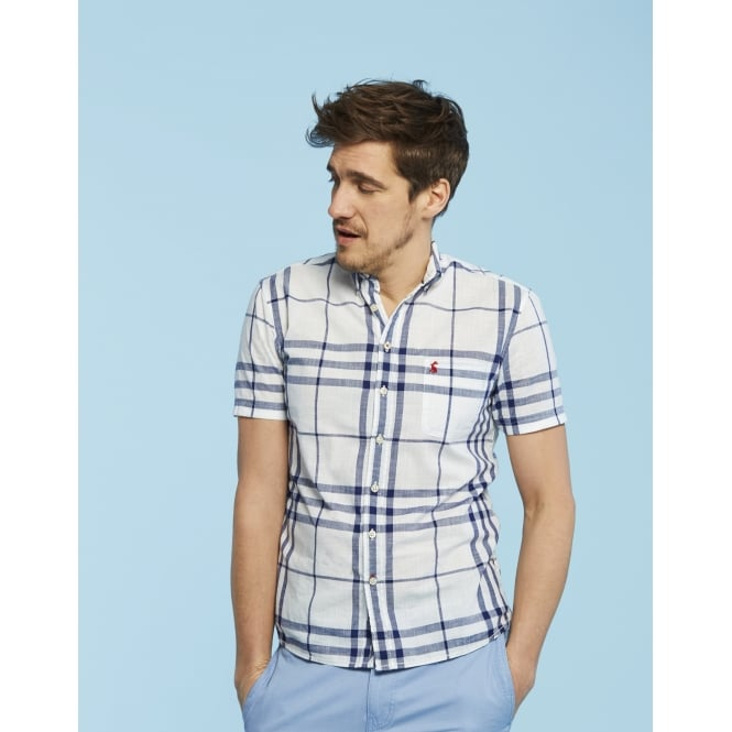 Joules Men's Wilson Check Shirt