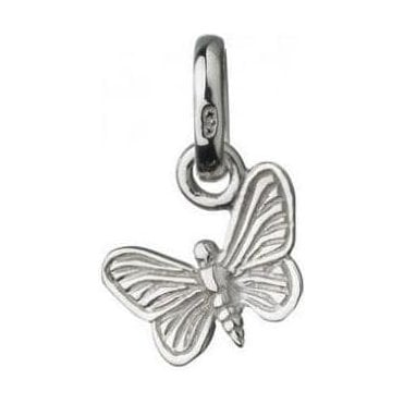 Silver Butterfly Charm 5030.1010