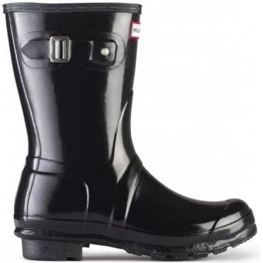 Original Gloss Short Wellingtons