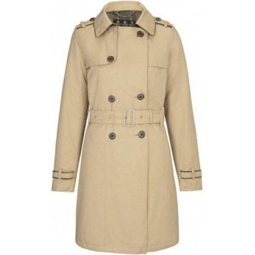 Ladies Chatsworth Waterproof Trench Coat