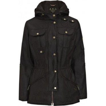Winter Force Waxed Parka