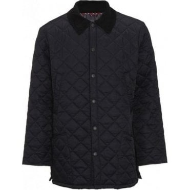 Mens Curlew Quilted Jacket