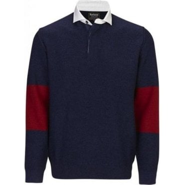 Mens Oxer Long Sleeve Polo Shirt