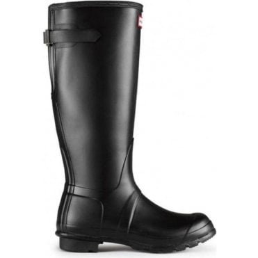 Back Adjustable Wellington Boot