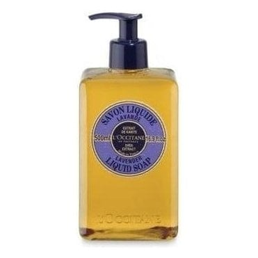 Lavender Shea Butter Liquid Soap 500ml