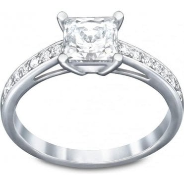Square Attract Ring Size 58
