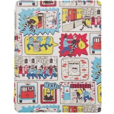 Stop Thief! Hard Case for iPad