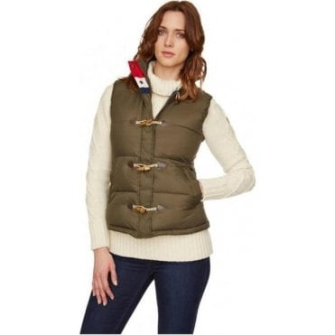 Womens Periscope Quilted Gilet