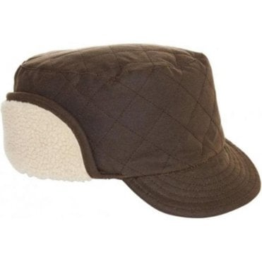 Womens Sherpa Wax Stanhope Hat